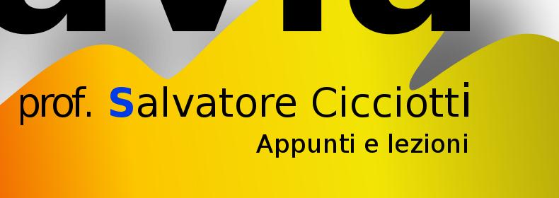 Salvatore Cicciotti 00